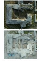Chronicle of the Archaeological Excavations in Romania, 2015 Campaign. Report no. 79, Capidava, Cetate.<br /> Sector 06-ilustratie sector X.<br /><a href='http://foto.cimec.ro/cronica/2015/079-Capidava/turnul-7-planse-cronica-3.jpg' target=_blank>Display the same picture in a new window</a>