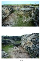 Chronicle of the Archaeological Excavations in Romania, 2015 Campaign. Report no. 79, Capidava, Cetate.<br /> Sector 06-ilustratie sector X.<br /><a href='http://foto.cimec.ro/cronica/2015/079-Capidava/turnul-7-planse-cronica-4.jpg' target=_blank>Display the same picture in a new window</a>