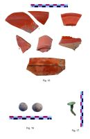 Chronicle of the Archaeological Excavations in Romania, 2015 Campaign. Report no. 80, Capidava, Cetate.<br /> Sector 06-ilustratie sector X.<br /><a href='http://foto.cimec.ro/cronica/2015/080-Capidava/planse-belvedere-cronica-6.jpg' target=_blank>Display the same picture in a new window</a>