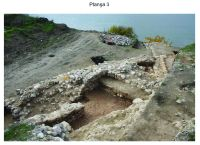 Chronicle of the Archaeological Excavations in Romania, 2015 Campaign. Report no. 81, Capidava, Cetate.<br /> Sector 06-ilustratie sector X.<br /><a href='http://foto.cimec.ro/cronica/2015/081-Capidava/turn-8-cronica-page-3.jpg' target=_blank>Display the same picture in a new window</a>