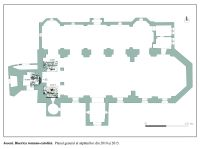 Chronicle of the Archaeological Excavations in Romania, 2015 Campaign. Report no. 93, Joseni, Biserica catolică<br /><a href='http://foto.cimec.ro/cronica/2015/093-Joseni/joseni-2015.jpg' target=_blank>Display the same picture in a new window</a>