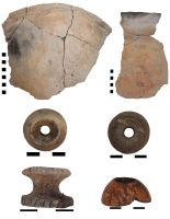 Chronicle of the Archaeological Excavations in Romania, 2015 Campaign. Report no. 100, Negrileşti, Şcoala Generală (La Punte, Pin, Curtea Şcolii).<br /> Sector plansa IMDA.<br /><a href='http://foto.cimec.ro/cronica/2015/100-Negrilesti/pl-33.jpg' target=_blank>Display the same picture in a new window</a>