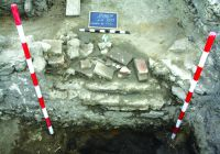Chronicle of the Archaeological Excavations in Romania, 2015 Campaign. Report no. 134, Drobeta-Turnu Severin, str. Independenţei nr. 2<br /><a href='http://foto.cimec.ro/cronica/2015/134-Drobeta-Turnu-Severin-Amfiteatrul/fig-3.jpg' target=_blank>Display the same picture in a new window</a>