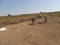 Chronicle of the Archaeological Excavations in Romania, 2015 Campaign. Report no. 136, Răcarii De Jos<br /><a href='http://foto.cimec.ro/cronica/2015/136-Racarii-de-Jos-Castrul/DSCF4218.JPG' target=_blank>Display the same picture in a new window</a>