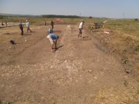 Chronicle of the Archaeological Excavations in Romania, 2015 Campaign. Report no. 136, Răcarii De Jos<br /><a href='http://foto.cimec.ro/cronica/2015/136-Racarii-de-Jos-Castrul/DSCF4223.JPG' target=_blank>Display the same picture in a new window</a>