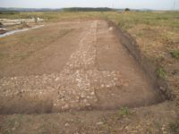 Chronicle of the Archaeological Excavations in Romania, 2015 Campaign. Report no. 136, Răcarii De Jos<br /><a href='http://foto.cimec.ro/cronica/2015/136-Racarii-de-Jos-Castrul/DSCF4569.JPG' target=_blank>Display the same picture in a new window</a>