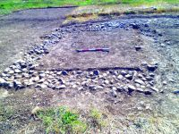 Chronicle of the Archaeological Excavations in Romania, 2015 Campaign. Report no. 136, Răcarii De Jos<br /><a href='http://foto.cimec.ro/cronica/2015/136-Racarii-de-Jos-Castrul/fig-1.JPG' target=_blank>Display the same picture in a new window</a>