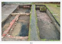 Chronicle of the Archaeological Excavations in Romania, 2016 Campaign. Report no. 3, Alba Iulia, Sediul guvernatorului consular (Mithraeum III).<br /> Sector Raport arheologic.<br /><a href='http://foto.cimec.ro/cronica/2016/003-Alba-Iulia-AB-Punct-Palatul-guverntorului/Raport-arheologic/pl-ii.jpg' target=_blank>Display the same picture in a new window</a>