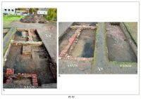 Chronicle of the Archaeological Excavations in Romania, 2016 Campaign. Report no. 3, Alba Iulia, Sediul guvernatorului consular (Mithraeum III).<br /> Sector Raport arheologic.<br /><a href='http://foto.cimec.ro/cronica/2016/003-Alba-Iulia-AB-Punct-Palatul-guverntorului/Raport-arheologic/pl-iv.jpg' target=_blank>Display the same picture in a new window</a>