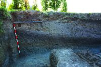 Chronicle of the Archaeological Excavations in Romania, 2016 Campaign. Report no. 24, Drobeta-Turnu Severin, str. Independenţei nr. 2<br /><a href='http://foto.cimec.ro/cronica/2016/024-Drobeta-MH-Punct-Amfiteatrul-roman-Drobeta/fig-2-amfdrobeta.jpg' target=_blank>Display the same picture in a new window</a>