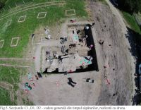 Chronicle of the Archaeological Excavations in Romania, 2016 Campaign. Report no. 34, Igriş<br /><a href='http://foto.cimec.ro/cronica/2016/034-Igris-TM-Punct-Igris-Manastirea-Egres/planse-igris-cronica-fig-5.jpg' target=_blank>Display the same picture in a new window</a>