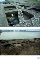 Chronicle of the Archaeological Excavations in Romania, 2016 Campaign. Report no. 35, Isaccea, La Pontonul Vechi (Cetate, Eski-kale).<br /> Sector planse-IMDA.<br /><a href='http://foto.cimec.ro/cronica/2016/035-Isaccea-TL-Punct-Noviodunum-Cetate/pl-2.jpg' target=_blank>Display the same picture in a new window</a>