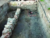 Chronicle of the Archaeological Excavations in Romania, 2017 Campaign. Report no. 1, Alba Iulia, Sediul guvernatorului consular (Mithraeum III).<br /> Sector Ilustratie Raportul arheologic.<br /><a href='http://foto.cimec.ro/cronica/2017/01-Cercetari-sistematice/001-Alba-Iulia-jud-Alba-ApulumPal-Guvernatorului/Ilustratie-Raportul-arheologic/pl-xii.JPG' target=_blank>Display the same picture in a new window</a>