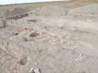 Chronicle of the Archaeological Excavations in Romania, 2017 Campaign. Report no. 17, Giurgeni, Piua Petrii (La Mănăstire)<br /><a href='http://foto.cimec.ro/cronica/2017/01-Cercetari-sistematice/017-Giurgeni-jud-Ialomita/s-x-l-1.JPG' target=_blank>Display the same picture in a new window</a>