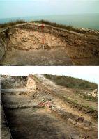 Chronicle of the Archaeological Excavations in Romania, 2017 Campaign. Report no. 35, Jurilovca, Capul Dolojman.<br /> Sector ilustratie.<br /><a href='http://foto.cimec.ro/cronica/2017/01-Cercetari-sistematice/035-Jurilovca-jud-Tulcea-Argamum-23-sist/ilustratie/pl-3-argamum-sector-incinta-nord.jpg' target=_blank>Display the same picture in a new window</a>