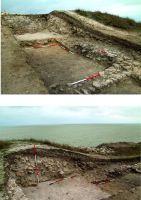 Chronicle of the Archaeological Excavations in Romania, 2017 Campaign. Report no. 35, Jurilovca, Capul Dolojman.<br /> Sector ilustratie.<br /><a href='http://foto.cimec.ro/cronica/2017/01-Cercetari-sistematice/035-Jurilovca-jud-Tulcea-Argamum-23-sist/ilustratie/pl-4-argamum-sector-incinta-nord.jpg' target=_blank>Display the same picture in a new window</a>