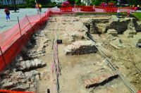Chronicle of the Archaeological Excavations in Romania, 2017 Campaign. Report no. 77, Caransebeş<br /><a href='http://foto.cimec.ro/cronica/2017/02-Cercetari-preventive/077-Caransebes-jud-Caras-Severin-73/fig-3-caransebes-biserica-medievala-fundatiile-cladirilor-de-sec-xviii-xix.JPG' target=_blank>Display the same picture in a new window</a>