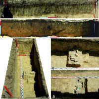 Cronica Cercetărilor Arheologice din România, Campania 2017. Raportul nr. 219, Tăcuta, Dealul Miclea (Paic)<br /><a href='http://foto.cimec.ro/cronica/2017/rest-sapaturi-nepublicate/219-Tacuta-Vaslui/fig-4-tacuta-017-sc1-profiluri-complexe-pachet-roci.jpg' target=_blank>Priveşte aceeaşi imagine într-o fereastră nouă</a>