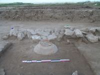 Chronicle of the Archaeological Excavations in Romania, 2018 Campaign. Report no. 10, Baia, Açik Suhat<br /><a href='http://foto.cimec.ro/cronica/2018/1-sistematice/010-Caraburum-Acik-suat-TL-s/fig-10-amfora-sector-vi.JPG' target=_blank>Display the same picture in a new window</a>