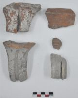 Chronicle of the Archaeological Excavations in Romania, 2018 Campaign. Report no. 10, Baia, Açik Suhat<br /><a href='http://foto.cimec.ro/cronica/2018/1-sistematice/010-Caraburum-Acik-suat-TL-s/fig-8-amphore-sector-vi.jpg' target=_blank>Display the same picture in a new window</a>