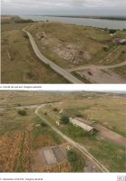 Chronicle of the Archaeological Excavations in Romania, 2018 Campaign. Report no. 29, Isaccea, La Pontonul Vechi (Cetate, Eski-kale).<br /> Sector planse-IMDA.<br /><a href='http://foto.cimec.ro/cronica/2018/1-sistematice/029-Isaccea-Noviodunum-TL-s/pl-1.jpg' target=_blank>Display the same picture in a new window</a>