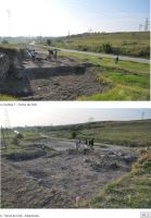 Chronicle of the Archaeological Excavations in Romania, 2018 Campaign. Report no. 29, Isaccea, La Pontonul Vechi (Cetate, Eski-kale).<br /> Sector planse-IMDA.<br /><a href='http://foto.cimec.ro/cronica/2018/1-sistematice/029-Isaccea-Noviodunum-TL-s/pl-2.jpg' target=_blank>Display the same picture in a new window</a>