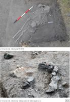 Chronicle of the Archaeological Excavations in Romania, 2018 Campaign. Report no. 29, Isaccea, La Pontonul Vechi (Cetate, Eski-kale).<br /> Sector planse-IMDA.<br /><a href='http://foto.cimec.ro/cronica/2018/1-sistematice/029-Isaccea-Noviodunum-TL-s/pl-5.jpg' target=_blank>Display the same picture in a new window</a>