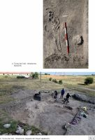 Chronicle of the Archaeological Excavations in Romania, 2018 Campaign. Report no. 29, Isaccea, La Pontonul Vechi (Cetate, Eski-kale).<br /> Sector planse-IMDA.<br /><a href='http://foto.cimec.ro/cronica/2018/1-sistematice/029-Isaccea-Noviodunum-TL-s/pl-6.jpg' target=_blank>Display the same picture in a new window</a>