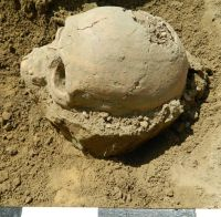 Chronicle of the Archaeological Excavations in Romania, 2018 Campaign. Report no. 82, Capidava, Sectorul X extramuros - terasa B.<br /> Sector 3 sectorul X necropola medio bizantina.<br /><a href='http://foto.cimec.ro/cronica/2018/1-sistematice/082-Topalu-Capidava-CT-s/3-sectorul-X-necropola-medio-bizantina/fig-5.jpg' target=_blank>Display the same picture in a new window</a>