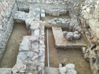 Chronicle of the Archaeological Excavations in Romania, 2018 Campaign. Report no. 84, Capidava, Cetate.<br /> Sector 3 sectorul X necropola medio bizantina.<br /><a href='http://foto.cimec.ro/cronica/2018/1-sistematice/084-Topalu-Capidava-CT-sectorul-de-est-intra-muros/fig-5-c9-final.jpg' target=_blank>Display the same picture in a new window</a>