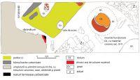 """Cronica Cercetărilor Arheologice din România, Campania 2018. Raportul nr. 86, Tulcea, Parcul """"Monumentul Independenţei""""<br /><a href='http://foto.cimec.ro/cronica/2018/1-sistematice/086-Tulcea-Aegysusu-TL-s/fig-1-sector-vest-planul-s-i.jpg' target=_blank>Priveşte aceeaşi imagine într-o fereastră nouă</a>"""