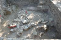 """Cronica Cercetărilor Arheologice din România, Campania 2018. Raportul nr. 86, Tulcea, Parcul """"Monumentul Independenţei""""<br /><a href='http://foto.cimec.ro/cronica/2018/1-sistematice/086-Tulcea-Aegysusu-TL-s/fig-8-aria-b-s-iii-edificiu-de-secol-v-p-chr.jpg' target=_blank>Priveşte aceeaşi imagine într-o fereastră nouă</a>"""