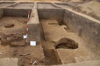 Chronicle of the Archaeological Excavations in Romania, 2018 Campaign. Report no. 117, Negrileşti, Şcoala Generală (La Punte, Pin, Curtea Şcolii).<br /> Sector Foto.<br /><a href='http://foto.cimec.ro/cronica/2018/2-preventive/117-Negrilesti-curtea-scolii-GL-p/Foto/fig-5-3-cx30-31sg4img-3429.JPG' target=_blank>Display the same picture in a new window</a>