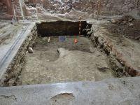 Chronicle of the Archaeological Excavations in Romania, 2018 Campaign. Report no. 127, Turda, Piaţa Centrală<br /><a href='http://foto.cimec.ro/cronica/2018/2-preventive/127-Turda-CJ-p/turda-2.JPG' target=_blank>Display the same picture in a new window</a>