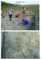 Chronicle of the Archaeological Excavations in Romania, 2019 Campaign. Report no. 19, Cheia, Pazvant I.<br /> Sector Planse-I-XI-CHEIA-2018.<br /><a href='http://foto.cimec.ro/cronica/2019/01-sistematice/019-cheia-gradina-ct-pazvant-s/pl-6.jpg' target=_blank>Display the same picture in a new window</a>