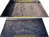 Chronicle of the Archaeological Excavations in Romania, 2019 Campaign. Report no. 76, Tăcuta, Dealul Miclea (Paic)<br /><a href='http://foto.cimec.ro/cronica/2019/01-sistematice/076-tacuta-vs-dealul-miclea-paic-vaslui-s/fig-2-tacuta-l5-017-019.jpg' target=_blank>Display the same picture in a new window</a>