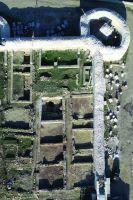 Chronicle of the Archaeological Excavations in Romania, 2019 Campaign. Report no. 81, Capidava, Cetate.<br /> Sector ilustratie-sector-est-cca-2020.<br /><a href='http://foto.cimec.ro/cronica/2019/01-sistematice/081-topalu-ct-capidava-s/ilustratie-sector-est-cca-2020/fig-13-lucrari-de-conservare-acoperirea-incaperilor-din-edificiul-e1.jpg' target=_blank>Display the same picture in a new window</a>. Title: ilustratie-sector-est-cca-2020