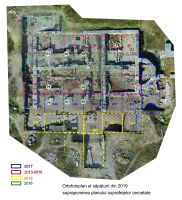 Chronicle of the Archaeological Excavations in Romania, 2019 Campaign. Report no. 81, Capidava, Cetate.<br /> Sector ilustratie-sector-vii-principia-cca-2020.<br /><a href='http://foto.cimec.ro/cronica/2019/01-sistematice/081-topalu-ct-capidava-s/ilustratie-sector-vii-principia-cca-2020/fig-1-capidava-sector-vii-principia-2019.jpg' target=_blank>Display the same picture in a new window</a>. Title: ilustratie-sector-vii-principia-cca-2020