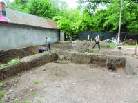 Chronicle of the Archaeological Excavations in Romania, 2019 Campaign. Report no. 94, Breaza De Jos<br /><a href='http://foto.cimec.ro/cronica/2019/02-preventive/094-breaza-bisericasfnicolae-ph-p/pl-ii-1.jpg' target=_blank>Display the same picture in a new window</a>