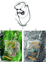 Chronicle of the Archaeological Excavations in Romania, 2019 Campaign. Report no. 98, Coronini, Culă<br /><a href='http://foto.cimec.ro/cronica/2019/02-preventive/098-coronini-culacetatesfladislau-cs-p/pl-2.jpg' target=_blank>Display the same picture in a new window</a>